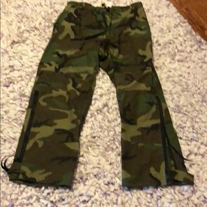 Camp pants small